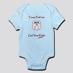TFE Get Your Kicks Infant Bodysuit