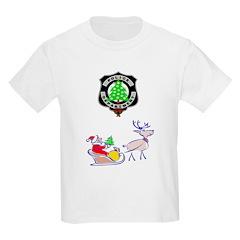 Police Christmas T-Shirt