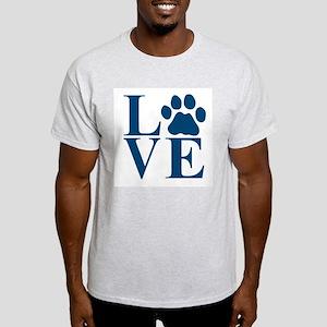 Love Paw Light T-Shirt