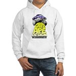 Grape Ape Design Hooded Sweatshirt