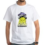 Grape Ape Design White T-Shirt