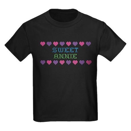 Sweet ANNIE Kids Dark T-Shirt