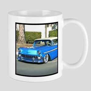 Classic Blue Car Mug