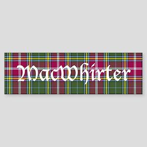 Tartan - MacWhirter Sticker (Bumper)