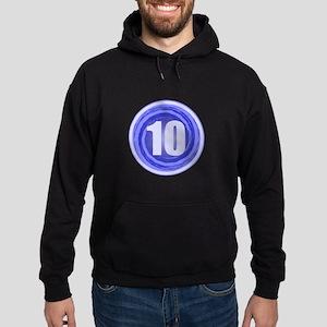 10th Birthday Hoodie (dark)