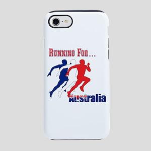 Running Australia iPhone 7 Tough Case