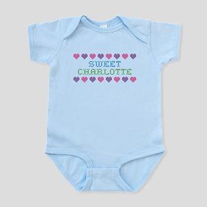 Sweet CHARLOTTE Infant Bodysuit