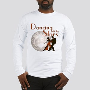 Retro Dancing with the Stars Long Sleeve T-Shirt