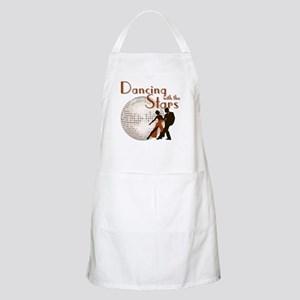 Retro Dancing with the Stars Apron
