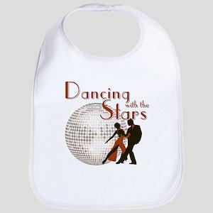 Retro Dancing with the Stars Bib