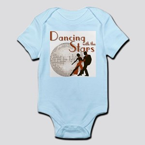 Retro Dancing with the Stars Infant Bodysuit