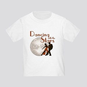 Retro Dancing with the Stars Infant/Toddler T-Shir