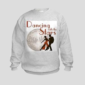 Retro Dancing with the Stars Kids Sweatshirt