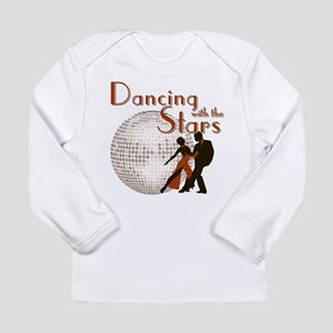 Retro Dancing with the Stars Long Sleeve Infant T-