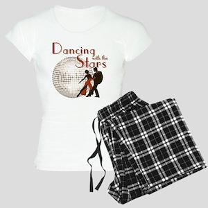 Retro Dancing with the Stars Women's Light Pajamas