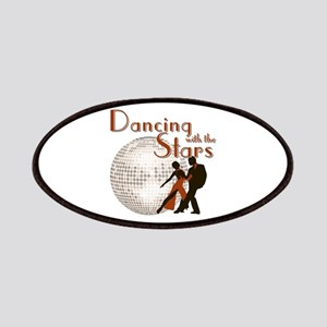 Retro Dancing with the Stars Patches