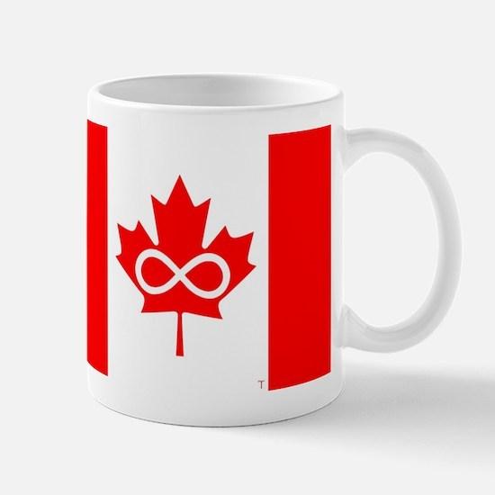 Canadian Metis Flag Mug