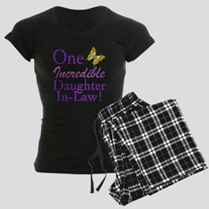 One Incredible Daughter-In-Law Women's Dark Pajama
