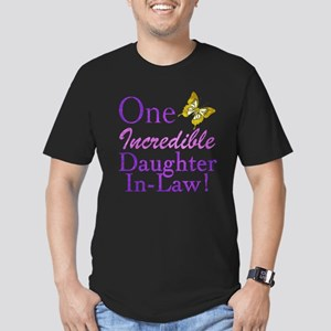 One Incredible Daughter-In-Law Men's Fitted T-Shir