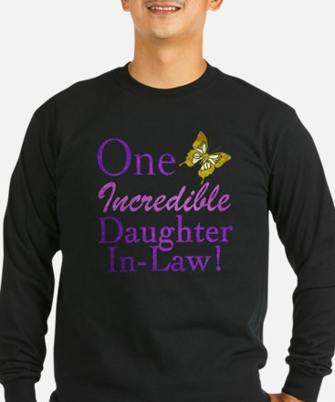 One Incredible Daughter-In-Law T