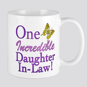 One Incredible Daughter-In-Law Mug