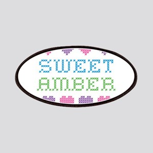 Sweet AMBER Patches