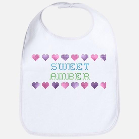 Sweet AMBER Bib