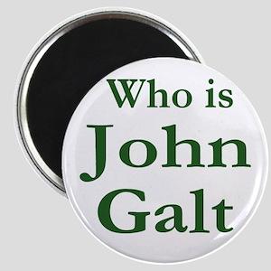 John Galt Magnet