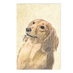Dachshund (Longhaired) Postcards (Package of 8)