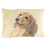 Dachshund (Longhaired) Pillow Case