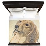 Dachshund (Longhaired) King Duvet