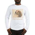 Dachshund (Longhaired) Long Sleeve T-Shirt