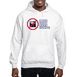 Dont copy that floppy Hooded Sweatshirt