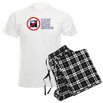Dont copy that floppy Men's Light Pajamas