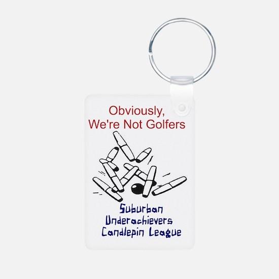 Suburban Underachievers Keychains