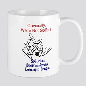Suburban Underachievers Mug