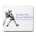 West Bay Web Mousepad