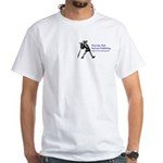 West Bay Web White T-shirt