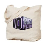 VO Buzz Weekly Tote Bag