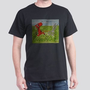 Running with scissors Dark T-Shirt