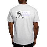 West Bay Web Ash Grey T-Shirt