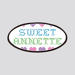 Sweet ANNETTE Patches