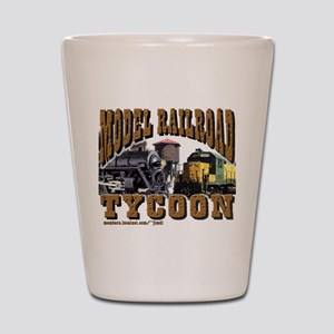 Model Railroad Tycoon - Shot Glass