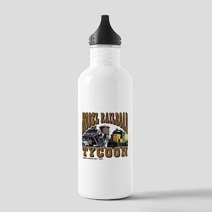 Model Railroad Tycoon - Stainless Water Bottle 1.0