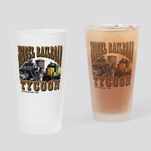 Model Railroad Tycoon - Drinking Glass