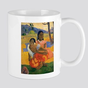 Paul Gauguin When Will You Marry 11 oz Ceramic Mug