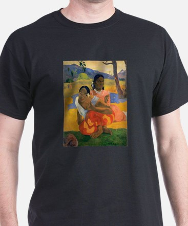 Paul Gauguin When Will You Marry T-Shirt