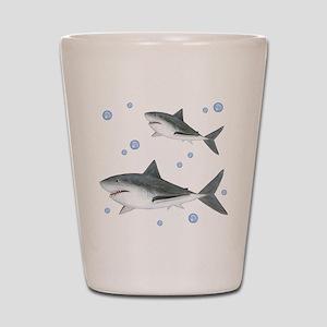 Shark Shot Glass