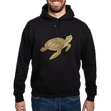 Sea Turtle Hoodie (dark)