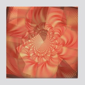 The Pink Box Collection Tile Coaster